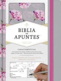 Biblias de apuntes